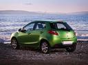 Фото авто Mazda 2 DE, ракурс: 135