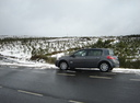 Фото авто Renault Megane 2 поколение [рестайлинг], ракурс: 90 цвет: серый