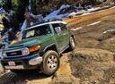Фото авто Toyota FJ Cruiser 1 поколение [рестайлинг], ракурс: 45