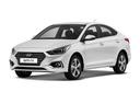 Новый Hyundai Solaris, белый , 2017 года выпуска, цена 744 900 руб. в автосалоне МОДУС Hyundai Пятигорск