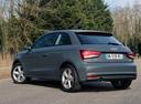 Фото авто Audi A1 8X [рестайлинг], ракурс: 135 цвет: серый