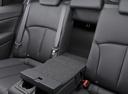 Фото авто Subaru Legacy 5 поколение [рестайлинг], ракурс: задние сиденья