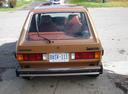 Фото авто Volkswagen Rabbit 1 поколение [рестайлинг], ракурс: 180