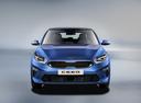 Фото авто Kia Cee'd 3 поколение, ракурс: 0 - рендер цвет: синий