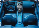 Фото авто Aston Martin Vanquish 2 поколение, ракурс: салон целиком