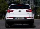 Фото авто Kia Sportage 3 поколение, ракурс: 180 цвет: белый