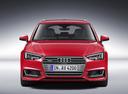 Фото авто Audi A4 B9, ракурс: 0 - рендер цвет: красный
