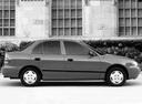 Фото авто Hyundai Accent X3, ракурс: 270
