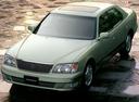 Фото авто Toyota Celsior F20 [рестайлинг], ракурс: 45