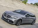 Фото авто Mercedes-Benz CLS-Класс C218/X218 [рестайлинг], ракурс: 45