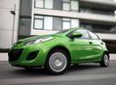Фото авто Mazda Demio DE [рестайлинг], ракурс: 90
