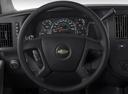 Фото авто Chevrolet Express 1 поколение [рестайлинг], ракурс: рулевое колесо