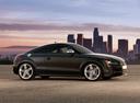 Фото авто Audi TT 8J [рестайлинг], ракурс: 270 цвет: серый