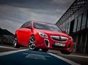 Фото авто Opel Insignia A, ракурс: 315 цвет: красный