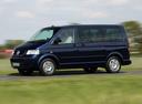 Фото авто Volkswagen Multivan T5, ракурс: 90 цвет: синий