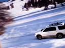 Фото авто Ford Explorer 3 поколение, ракурс: 90 цвет: белый
