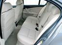 Фото авто BMW 5 серия E60/E61 [рестайлинг], ракурс: задние сиденья