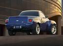 Фото авто Chevrolet SSR 1 поколение, ракурс: 225 цвет: фиолетовый