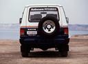 Фото авто Mitsubishi Pajero 1 поколение, ракурс: 180