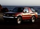 Фото авто Isuzu Amigo 1 поколение, ракурс: 315