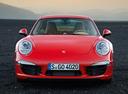 Фото авто Porsche 911 991,  цвет: красный