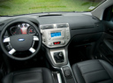 Фото авто Ford Kuga 1 поколение, ракурс: торпедо