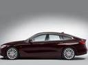 Фото авто BMW 6 серия G32, ракурс: 90 - рендер цвет: бордовый