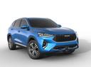 Фото авто Haval F7 1 поколение, ракурс: 315 - рендер цвет: синий