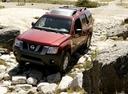 Фото авто Nissan Xterra ТN50, ракурс: 45