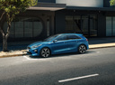 Фото авто Kia Cee'd 3 поколение, ракурс: 90 цвет: синий