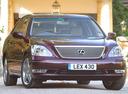 Фото авто Lexus LS 3 поколение [рестайлинг],