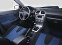 Фото авто Subaru Impreza 2 поколение [рестайлинг], ракурс: центральная консоль