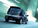 Фото авто Subaru Dex 1 поколение, ракурс: 225 цвет: черный