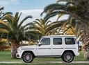 Фото авто Mercedes-Benz G-Класс W464, ракурс: 90 цвет: белый