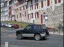 Фото авто Mitsubishi Pajero 2 поколение, ракурс: 90 цвет: черный