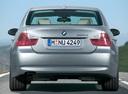 Фото авто BMW 3 серия E90/E91/E92/E93, ракурс: 180 цвет: серебряный
