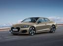 Фото авто Audi RS 5 F5, ракурс: 45 цвет: бежевый