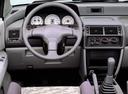Фото авто Mitsubishi Space Runner 1 поколение, ракурс: рулевое колесо