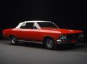 Фото авто Chevrolet Chevelle 1 поколение [2-й рестайлинг], ракурс: 315