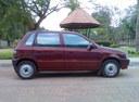 Фото авто Maruti Zen 1 поколение, ракурс: 270