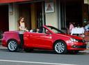 Фото авто Volkswagen Eos 1 поколение [рестайлинг], ракурс: 270