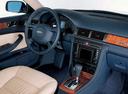 Фото авто Audi A6 4B/C5, ракурс: торпедо