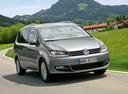 Фото авто Volkswagen Sharan 2 поколение, ракурс: 315