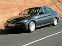Фото авто BMW 3 серия E90/E91/E92/E93, ракурс: 45 цвет: серый