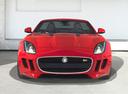 Фото авто Jaguar F-Type 1 поколение,  цвет: красный