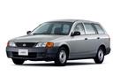 Фото авто Nissan AD Y11, ракурс: 45 цвет: серебряный