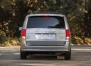 Фото авто Dodge Caravan 5 поколение [рестайлинг], ракурс: 180 цвет: серый