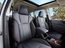 Фото авто Subaru Forester 5 поколение, ракурс: сиденье