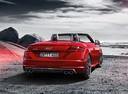 Фото авто Audi TT 8S, ракурс: 180 цвет: красный