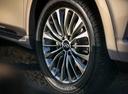 Фото авто Infiniti QX80 Z62 [2-й рестайлинг], ракурс: колесо цвет: бежевый